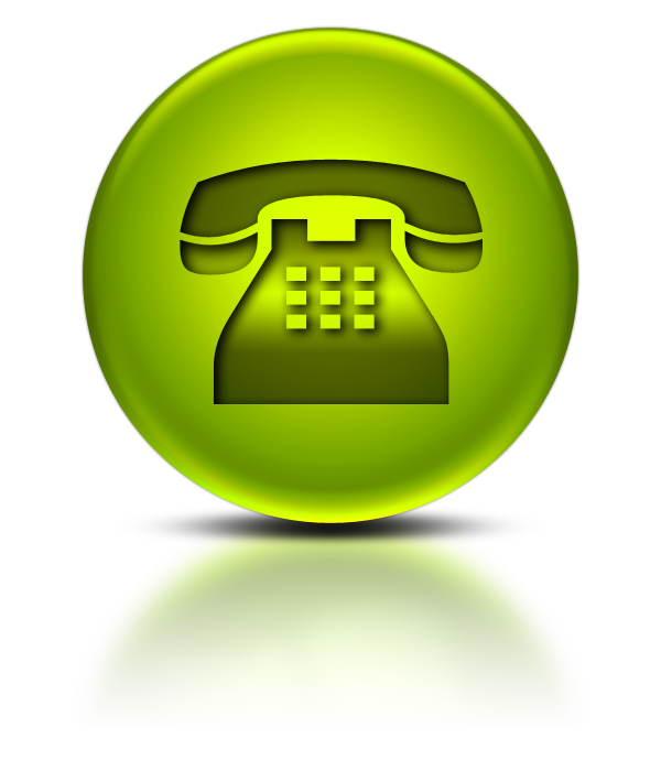 082614-green-metallic-orb-icon-business-phone-solid